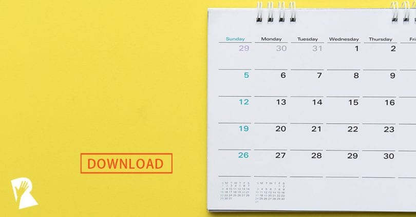 How To Plan Your Social Recruiting Calendar Template Included
