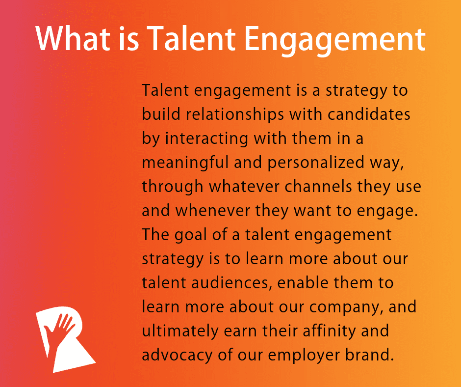 What is Talent Engagement?