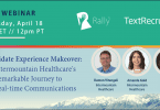 Rally Webinar: Candidate Experience Makeover - Intermountain Healthcare's Remarkable Journey