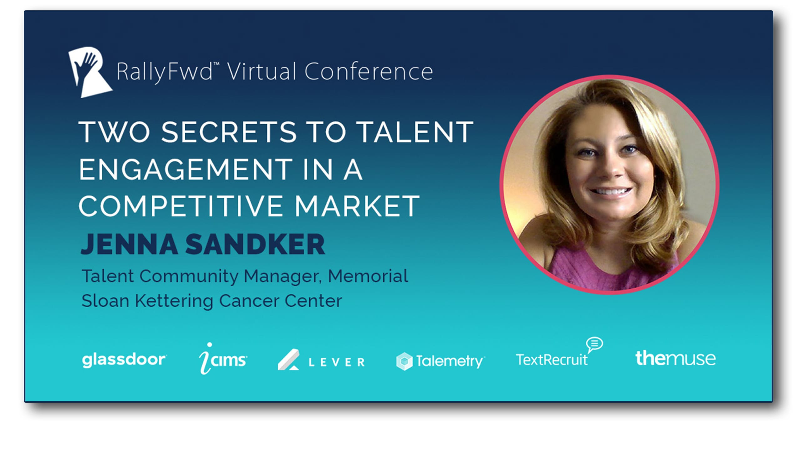 RallyFwd™ On Demand: Talent Engagement Secrets in a