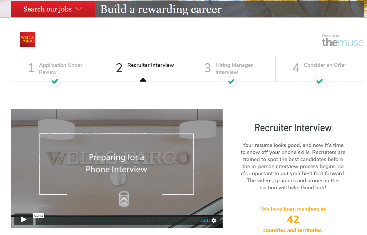 How Wells Fargo Achieved Talent Engagement Through Recruiter