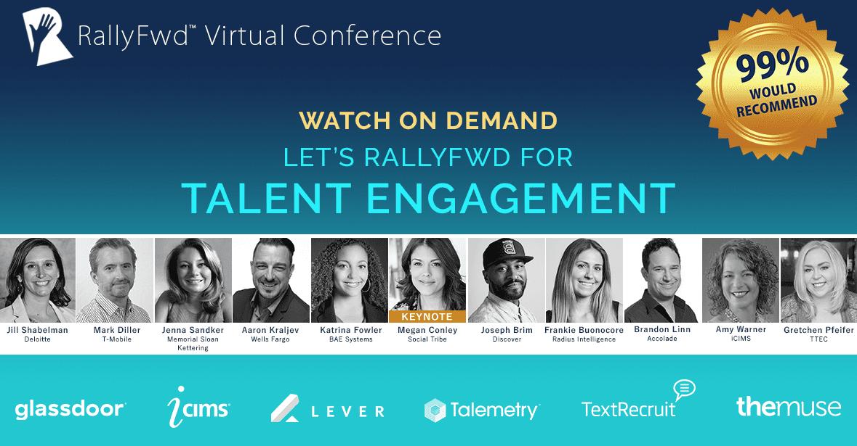 RallyFwd™ On Demand Video Presentations | Rally™ Recruitment
