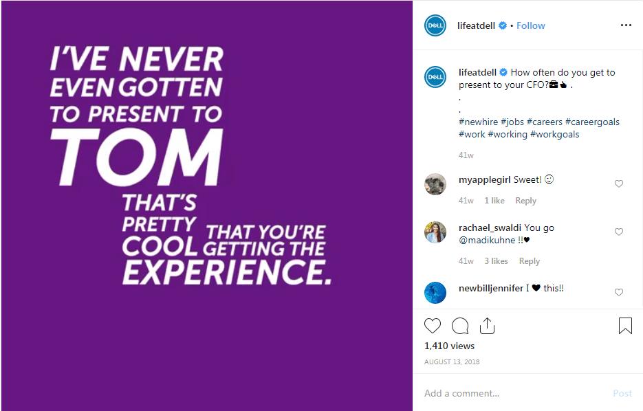 Employee quote