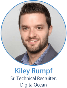 Kiley Rumpf DigitalOcean