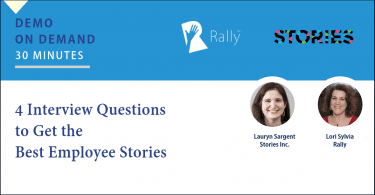 Employee Stories Interview Questions by Stories Incorporated