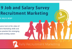 Rally Recruitment Marketing 2019 Job and Salary Survey Report