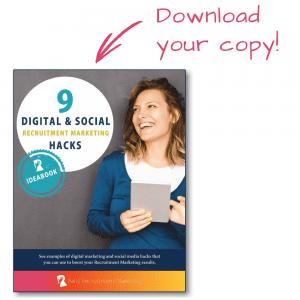 Rally Ideabook: 9 Digital & Social Recruitment Marketing Hacks