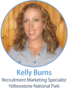 Kelly Burns, Yellowstone National Park