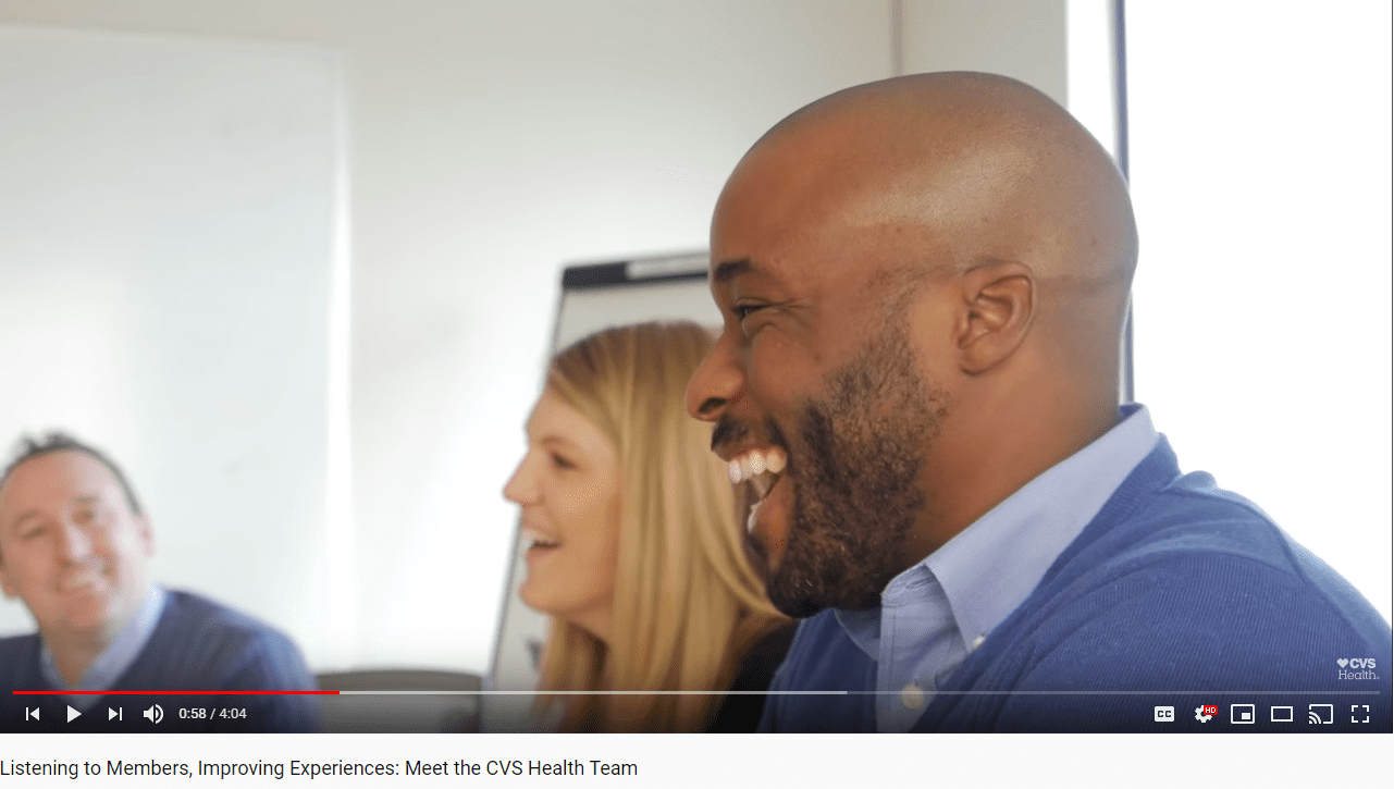 CVS Health team culture and mission content