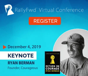 RallyFwd Virtual Conference Ryan Berman Keynote Speaker