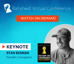 RallyFwd Virtual Conference, Ryan Berman