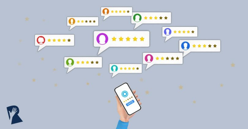 use product reviews in recruiting