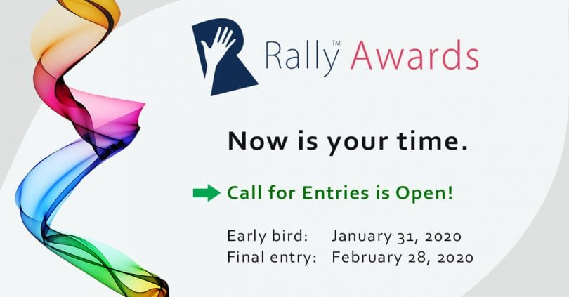 Rally Awards call for entries