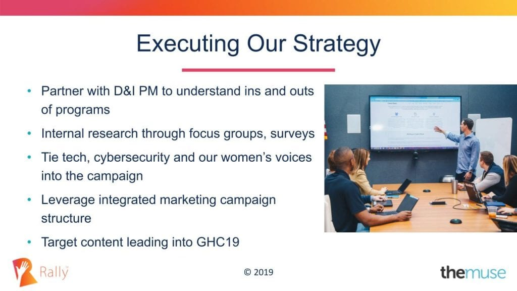 VMware Carbon Black executed a content marketing strategy for recruitment