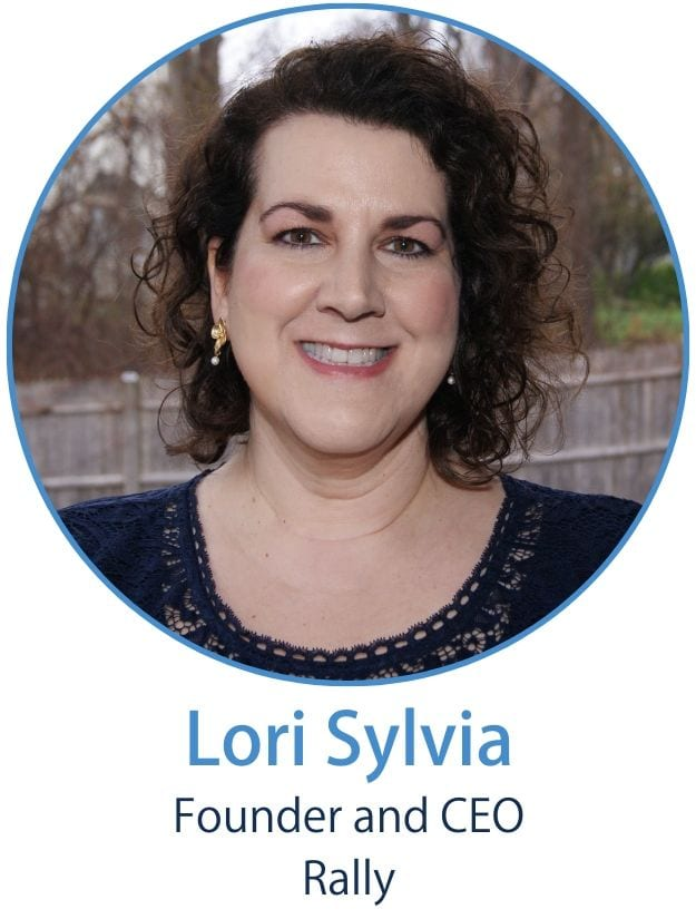 Lori Sylvia Rally Founder