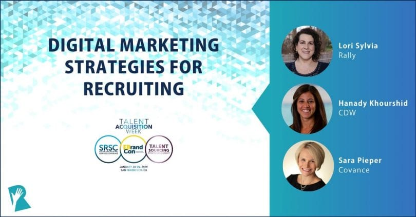 Digital Marketing Strategies for Recruiting
