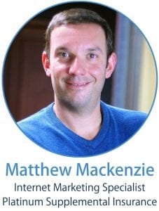 Matthew Mackenzie Platinum Supplemental Insurance