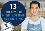Rally Ideabook 13 Pro Tips for High Volume Recruiting