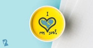 I love my job in employer branding
