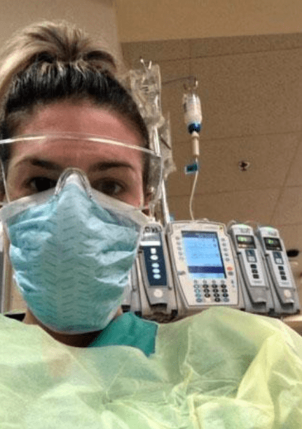 Stories Inc features nurse Blaire Guidry