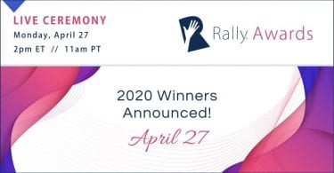 Rally Awards 2020 Live Virtual Ceremony
