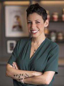 Liz Caselli Mechael from Nestle
