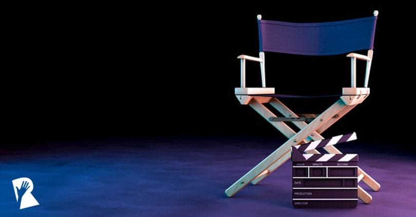 Director chair to highlight your employer brand through customer stories