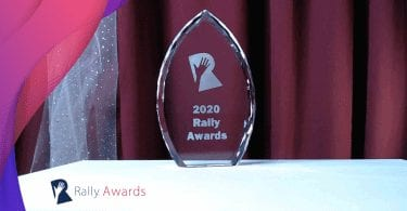 2020 Rally Awards for excellence in Recruitment Marketing