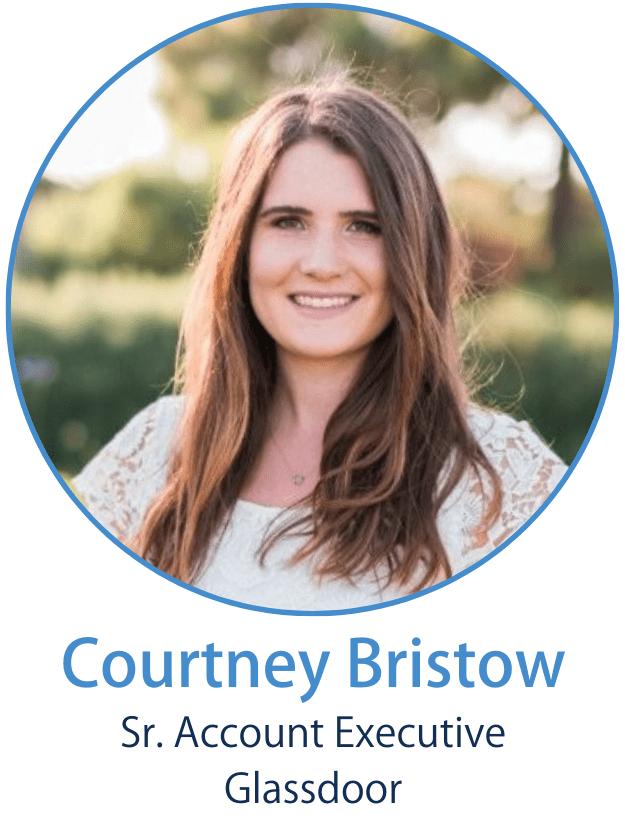 Courtney Bristow from Glassdoor