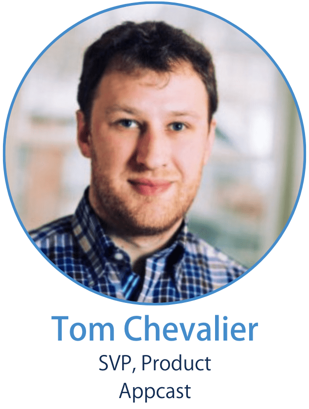 Tom Chevalier, Appcast