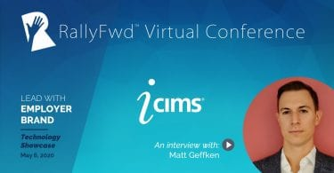 Matt Geffken, iCIMS
