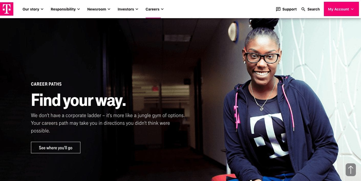 T Mobile Careers