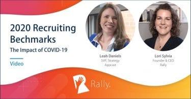 2020 Recruiting Benchmarks data