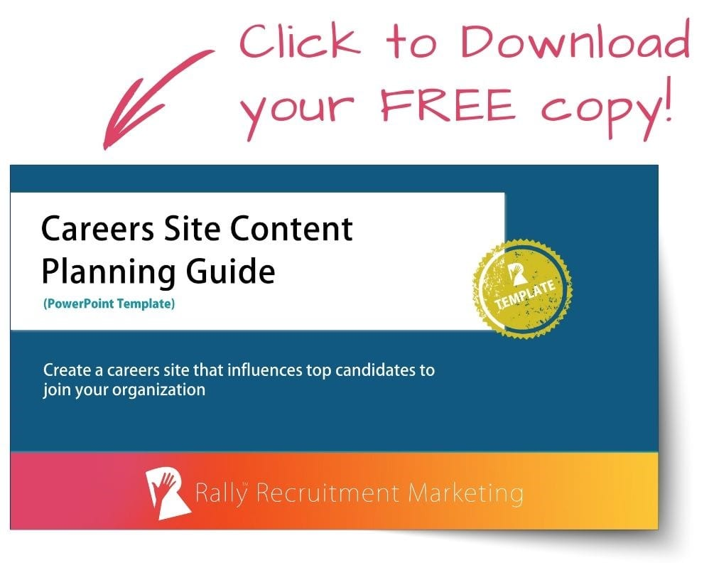 Rally Careers Site Content Planning Guide and Template
