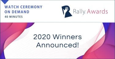 2020 Rally Awards Ceremony on demand