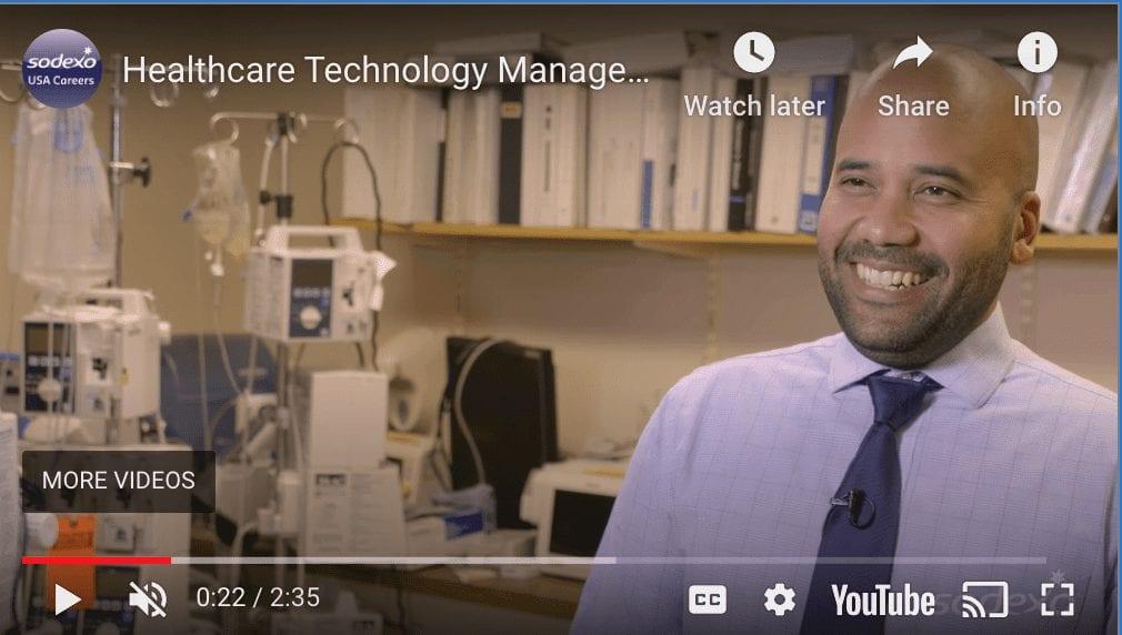 Sodexo Employee Experience Video