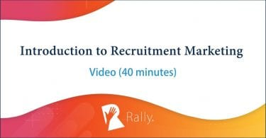 Introduction to recruitment marketing (video)