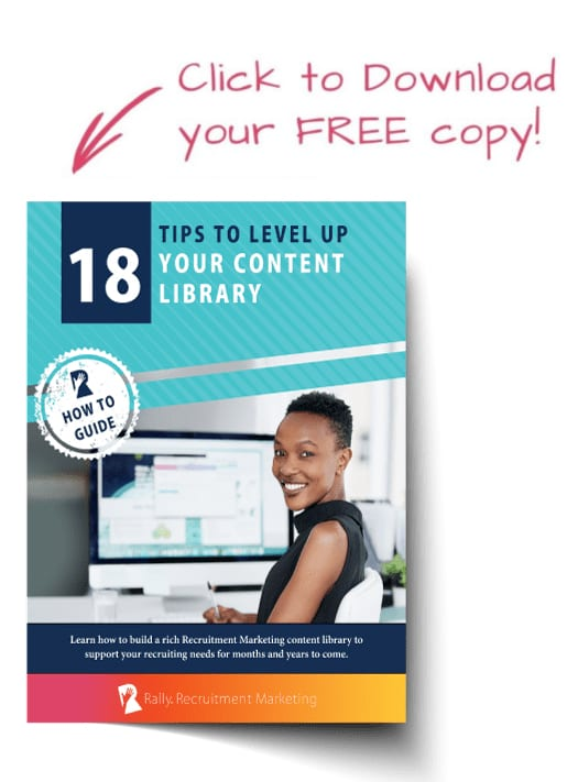 Download 18 Ways to Level Up Your Content Library