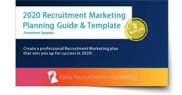 Recruitment Marketing Planning Guide 2020