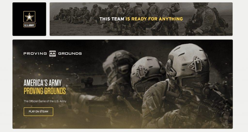 Americas Army Screenshot