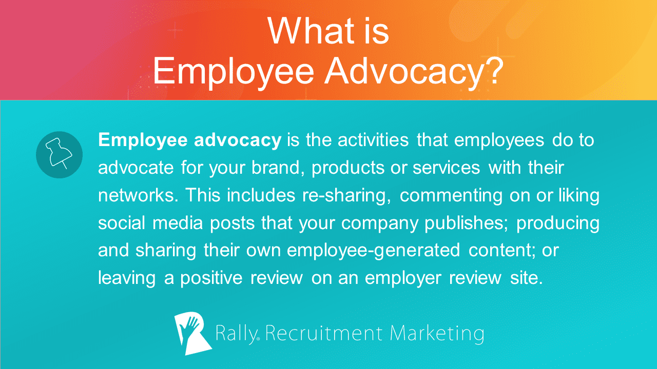 What is Employee Advocacy in Recruiting