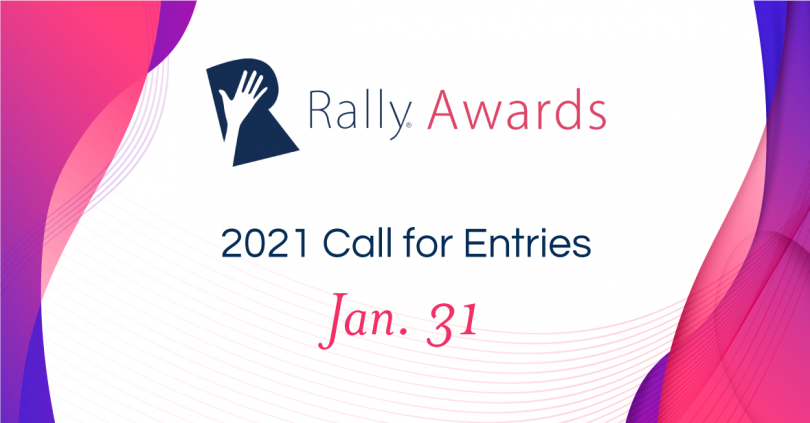 2021 Rally Awards Call for Entries