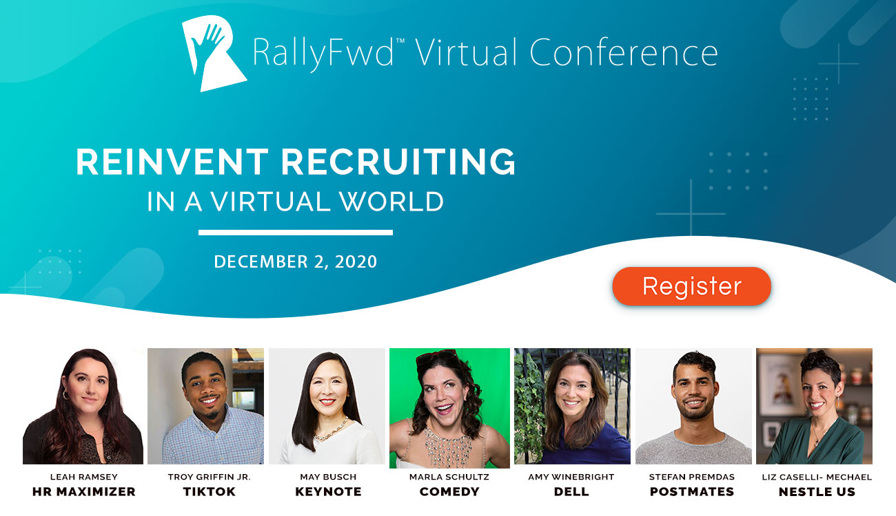 RallyFwd Virtual Conference - Dec. 2, 2020