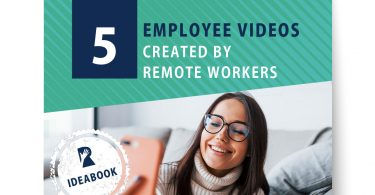 Rally Ideabook: 5 Employee Videos Created by Remote Workers