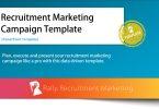 Recruitment Marketing Campaign Template