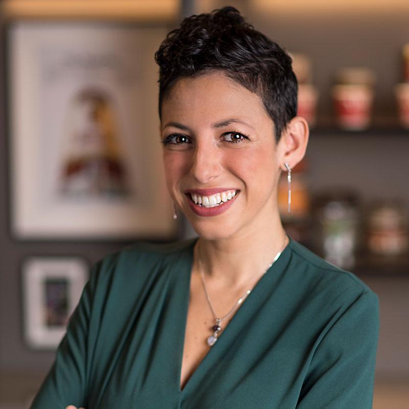 Liz Caselli-Mechael, Nestle