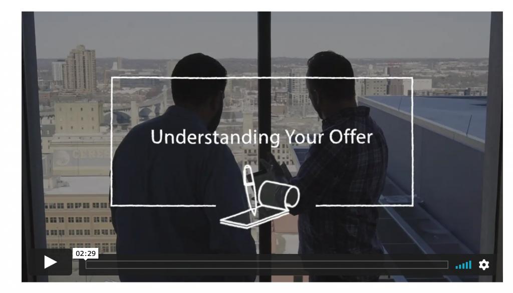 Wells Fargo Understanding Offer Video