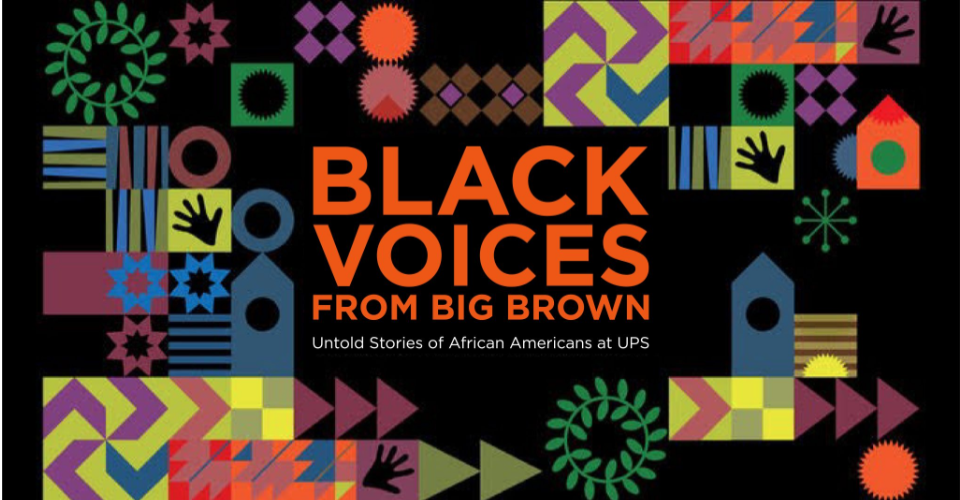 Black Voices from Big Brown: Untold Stories of African Americans at UPS