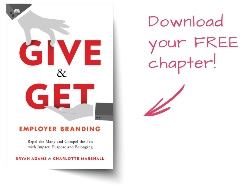 Give & Get Employer Branding Book download
