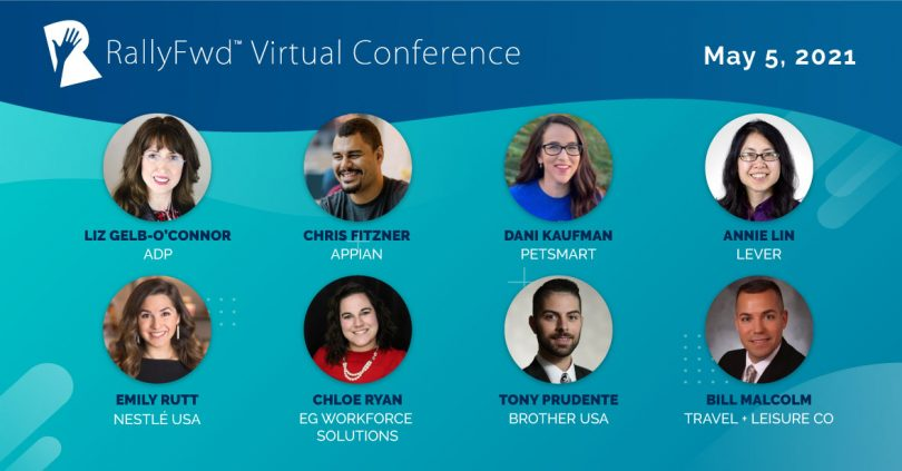 RallyFwd Virtual Conference May 5 2021 Speakers